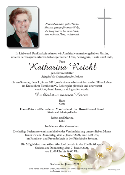 Katharina Reichl