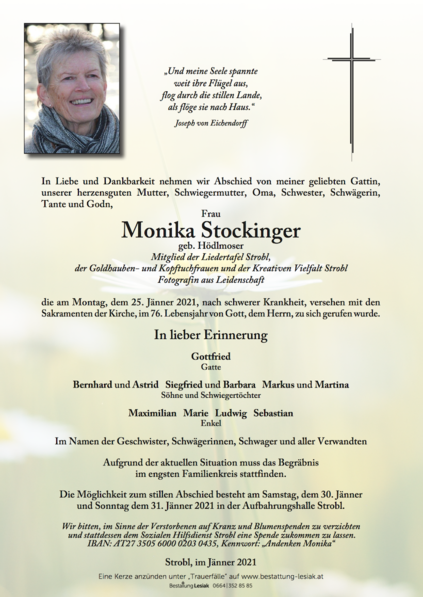 Monika Stockinger