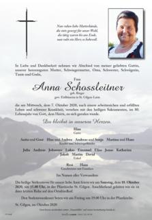 Anna Schossleitner