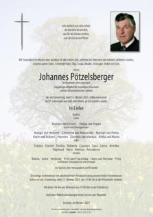 Johannes Pötzelsberger