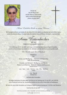 Anna Rettenbacher