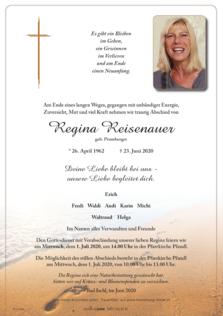 Regina Reisenauer