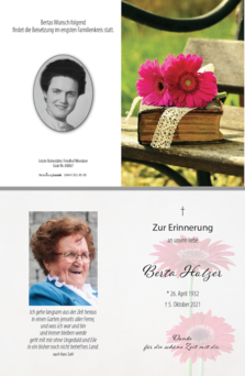 Berta Holzer