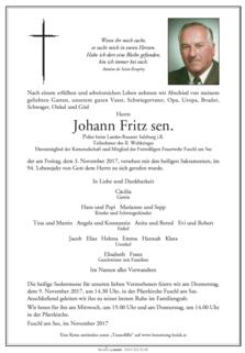 Johann Fritz sen.