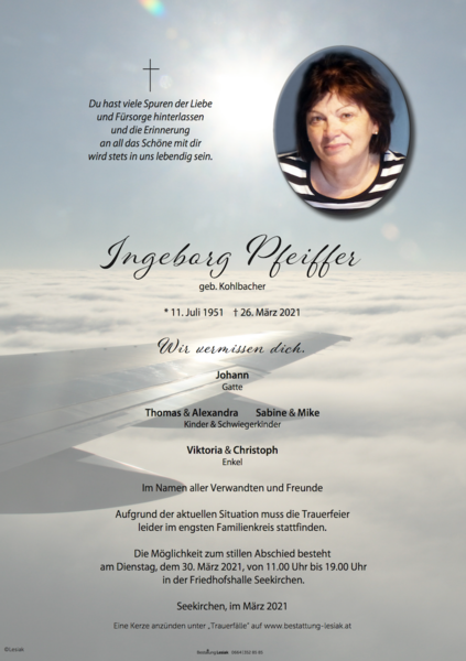Ingeborg Pfeiffer