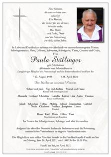 Paula Stöllinger