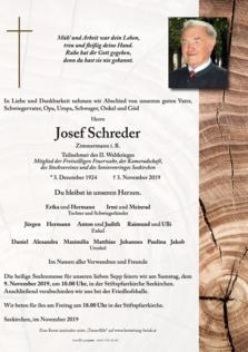 Josef Schreder