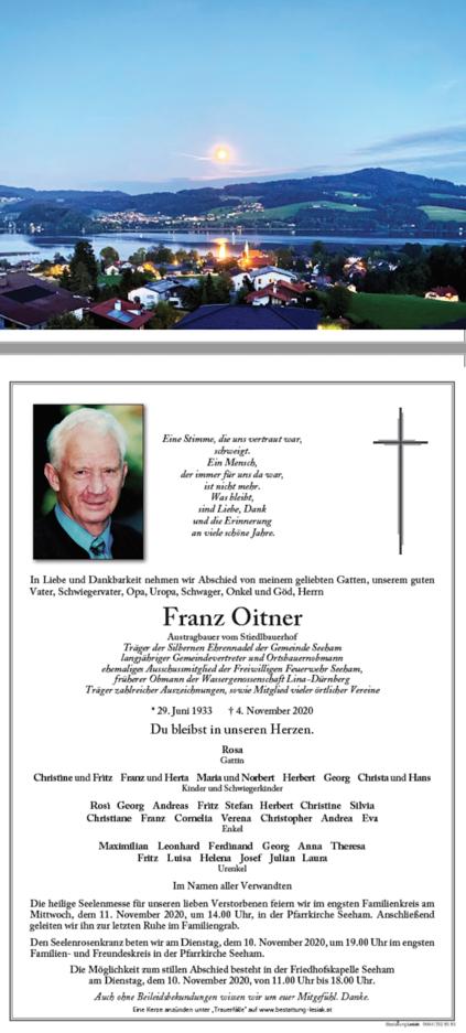 Franz Oitner
