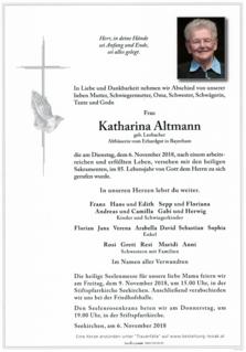Katharina Altmann