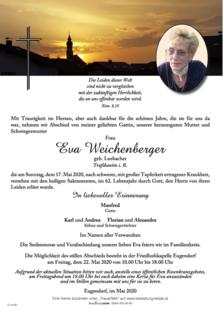 Eva Weichenberger