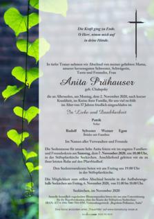 Anita Prähauser