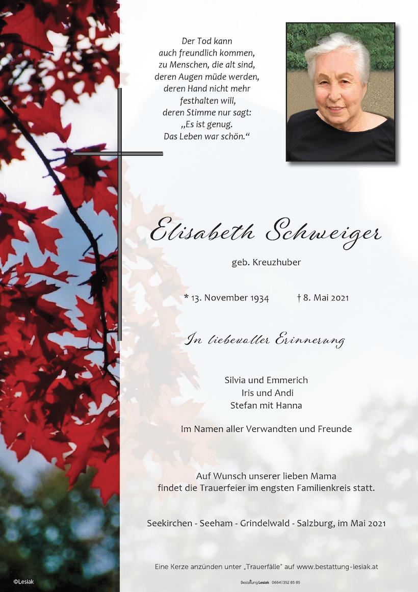 Elisabeth Schweiger